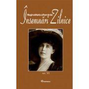 Însemnări Zilnice, vol. VI (1924)