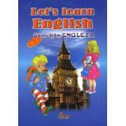 Letţs learn English. Nr1