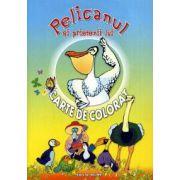Pelicanul si prietenii lui