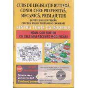 Curs de legislatie rutiera, Conducere preventiva, Mecanica, Prim ajutor