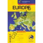 Europa - Atlas rutier -