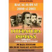 Bacalaureat 2010 - 2011 ~ Literatura Română