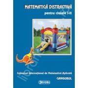 Matematica distractiva pentru clasele I-II - Cangurul 2013
