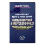 Curtea Europeana a drepturilor omului