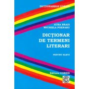 Dictionar de termeni literari.Editia pentru elevi
