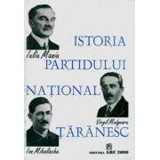 Istoria Partidului National Taranesc