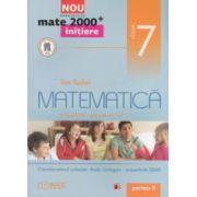 Matematica - initiere - algebra , geometrie : clasa a VII - a , partea a II - a