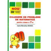 Culegere de probleme de matematica pentru clasa a VII-a (puisorul)