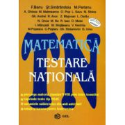 Matematica.Testare Nationala