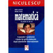 Matematica.Culegere clasa a III-a