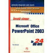 Învaţă singur Microsoft Office PowerPoint 2003 în 24 de ore
