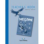 Welcome 1 - Manualul profesorului