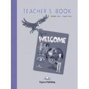Welcome 3 - Manualul profesorului