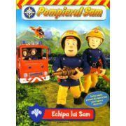 Pompierul Sam.Echipa lui Sam