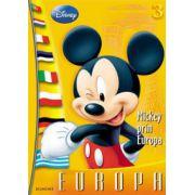 Mickey prin Europa