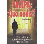 Pacepa: Quo vadis?