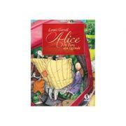 Alice în Ţara din Oglindă-Lewis Carroll