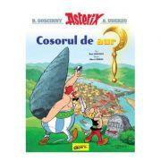 Asterix şi cosorul de aur (vol. 2) René Goscinny, Albert Uderzo