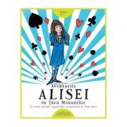 Aventurile Alisei în Țara Minunilor Tony Ross