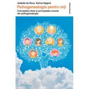 Psihogenealogia pentru toţi - Isabelle de Roux, Karine Segard