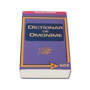 Dictionar de omonime - Nicolae Felecan