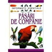 Pasari de companie - 101 informatii esentiale - David Alderton