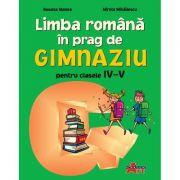 Limba română în prag de GIMNAZIU