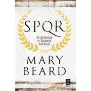 SPQR. O istorie a Romei antice -  Autor: Mary Beard