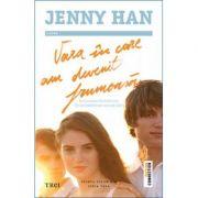 Vara în care am devenit frumoasă -  Autor: Jenny Han