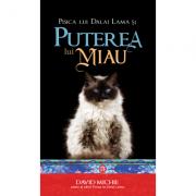Pisica lui Dalai Lama și puterea lui miau. David Michie