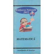 Matematica. Evaluare nationala