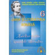 Auxiliar Limba si literatura romana cl. 6