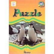 Puzzle - Colectia Animale 4 - 48 de piese (3-7 ani)