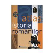 Atlas scolar istoria romanilor