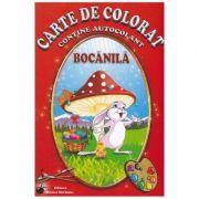 Carte de colorat - Bocanila