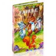 Fabule – Jean de la Fontaine, Vasile Alecsandri, Alexandru Donici, Grigore Alexandrescu