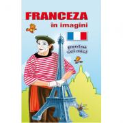 Franceza in imagini pentru cei mici.