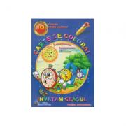 Carte de colorat si activitati practice - Invatam ceasul