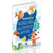 Preschool English Activity Book