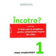 Set 5 carti: Etapa constientizarii - Amratra