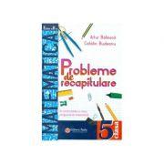 Matematica, clasa a V-a - Probleme de recapitulare