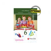 Aritmetica, Algebra, Geometrie pentru clasa a VI-a - Artur Balauca