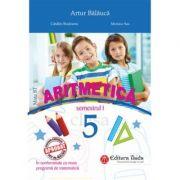 Aritmetica, Clasa a V-a, Semestrul 1