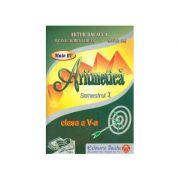 Aritmetica, clasa a V-a, semestrul I - Artur Balauca