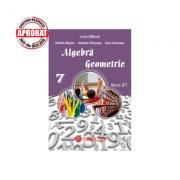 Auxiliar de Algebra si Geometrie pentru clasa a VII-a - Artur Balauca