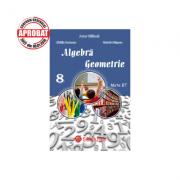 Auxiliar de Algebra si Geometrie pentru clasa a VIII-a - Artur Balauca