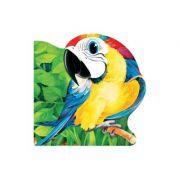 Papagalul - Primii pasi