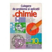 Culegere de probleme si aplicatii la chimie clasa a 10-a