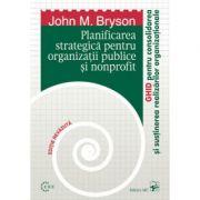Planificarea strategica pentru organizatii publice si nonprofit