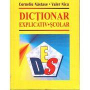 Dictionar explicativ scolar - Corneliu Nastase, Valer Nica